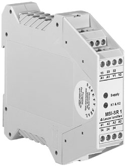 Leuze Safety Relay