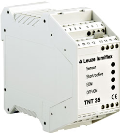 Leuze Test Monitoring
