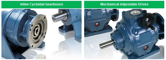 Shimpo Heavy Industrial Gearboxes